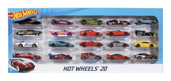 Voitures Hot Wheels, paq. 20 Image de l'article