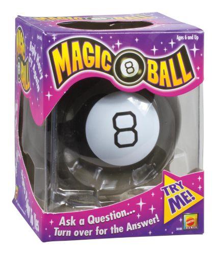 Mattel Magic 8 Ball Product image