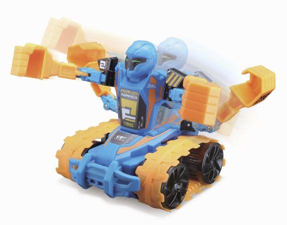 Maisto Tech Remote Control Robo Fighters Transforming Battle Robots, 2-pk Product image