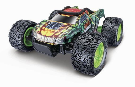 Maisto Tech Remote Control Off-Road Dino Attack Vehicle