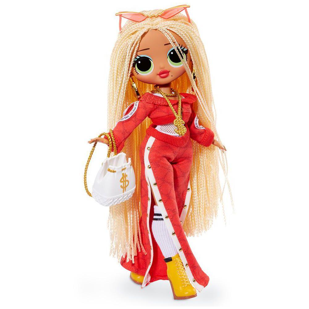 L.O.L. Surprise! O.M.G. Fashion Doll with 20 Surprises