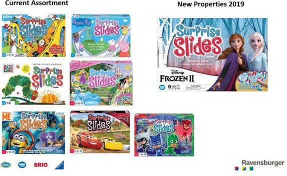 Surprise Slides™  Game, Assorted