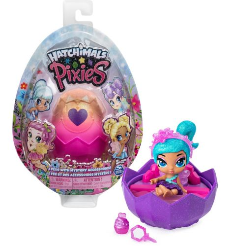 Hatchimals Pixies Collectible Doll & Accessories Blind Pack