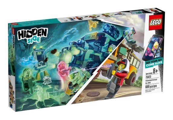 LEGO® Hidden Side™ Paranormal Intercept Bus 3000 - 70423
