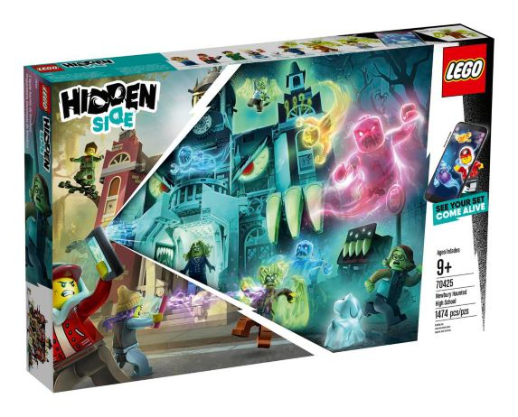 LEGO® Hidden Side™ Newbury Haunted High School - 70425