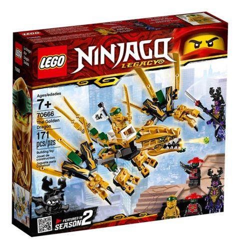 LEGO® NINJAGO® The Golden Dragon - 70666