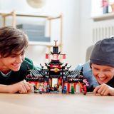 LEGO® NINJAGO® Monastery Of Spinjitzu - 70670 | Legonull