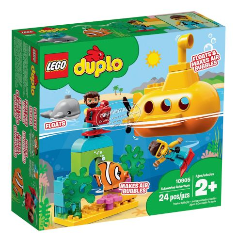 LEGO® DUPLO® Submarine Adventure - 10910