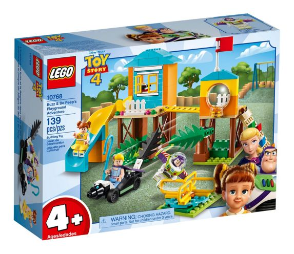 LEGO® Toy Story 4 Buzz & Bo Peep's Playground Adventure - 10768
