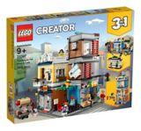 LEGO® Creator Townhouse Pet Shop and Café - 31097 | Legonull