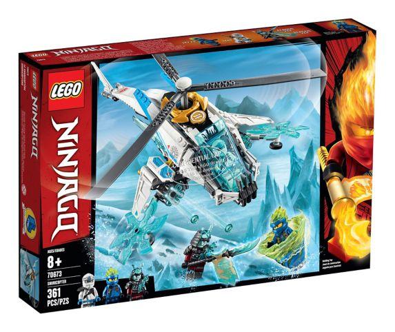 LEGO® NINJAGO® Shuricopter - 70673