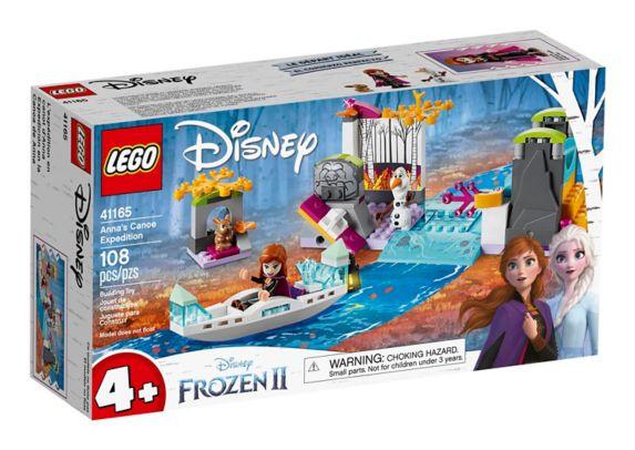 LEGO Disney La Reine des neiges II, L'expédition en canot d'Anna, 41165 Image de l'article