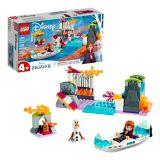 LEGO Disney La Reine des neiges II, L'expédition en canot d'Anna, 41165 | Legonull