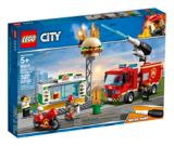 LEGO® City Burger Bar Fire Rescue - 60214   Legonull