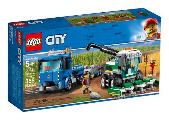 LEGO® City Harvester Transport - 60223