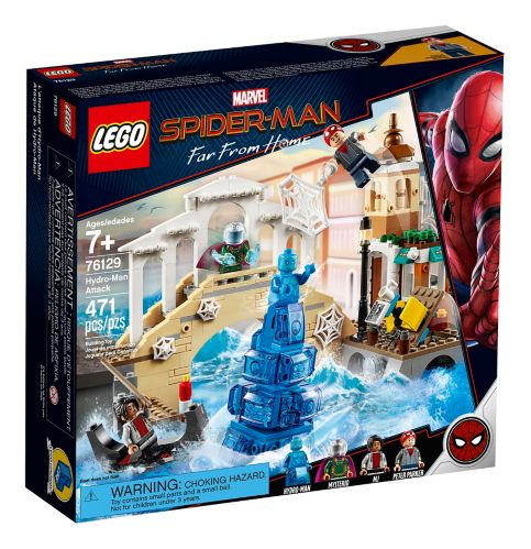 LEGO® Marvel Hydro-Man Attack - 76129