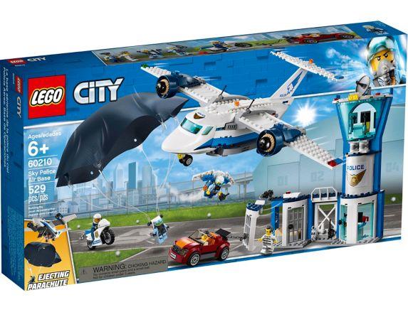 LEGO® City Sky Police Air Base - 60210
