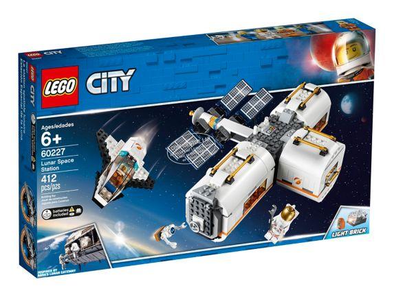 LEGO® City Lunar Space Station - 60227