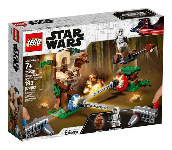 LEGO® Star Wars™ Action Battle Endor Assault - 75238