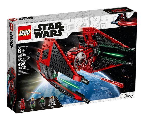 LEGO® Star Wars™ Major Vonreg's TIE Fighter - 75240