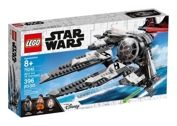 LEGO® Star Wars™ Black Ace TIE Interceptor - 75242