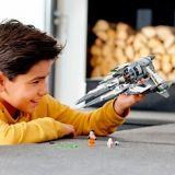 LEGO® Star Wars™ Black Ace TIE Interceptor - 75242 | Legonull