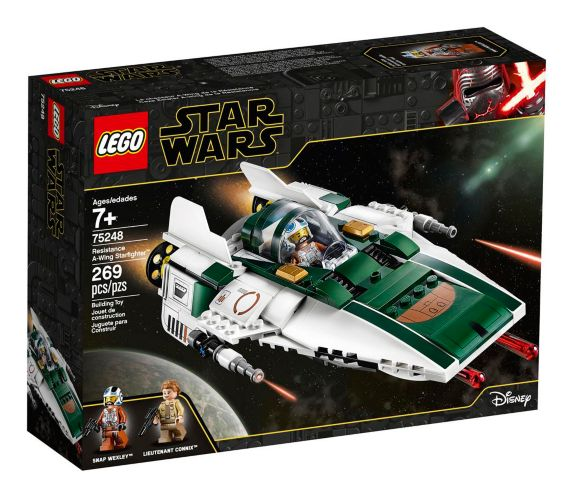 LEGO® Star Wars™ Resistance A-Wing Starfighter - 75248