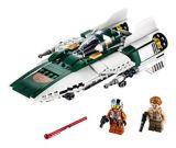 LEGO® Star Wars™ Resistance A-Wing Starfighter - 75248   Legonull