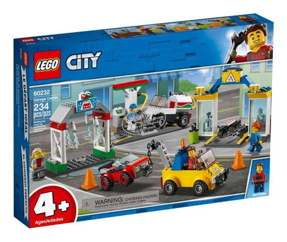 LEGO® City Garage Center - 60232