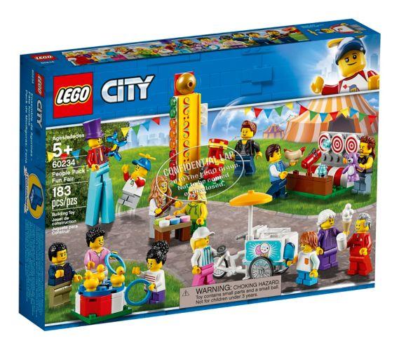 LEGO® City People Pack - Fun Fair - 60234