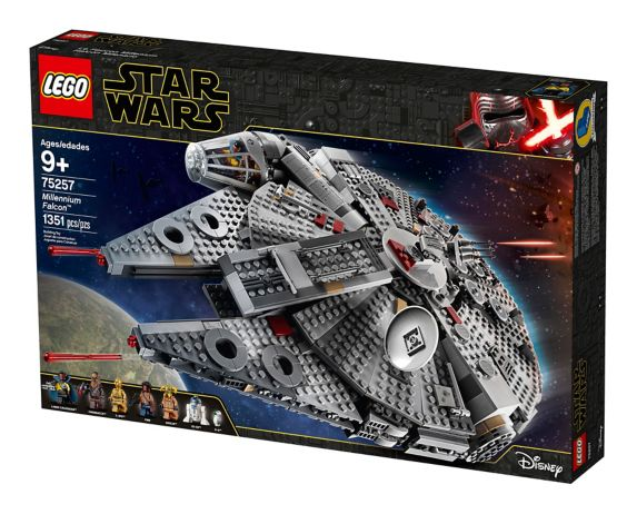LEGO® Star Wars™ Millennium Falcon - 75257