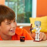 LEGO® Minecraft™ Skeleton Bigfig With Magma Cube - 21150   Legonull