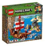 LEGO® Minecraft™ The Pirate Ship Adventure - 21152 | Legonull