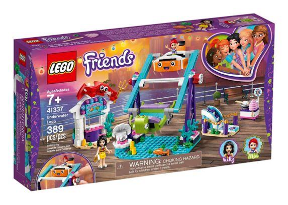 LEGO® Friends Underwater Loop - 41337
