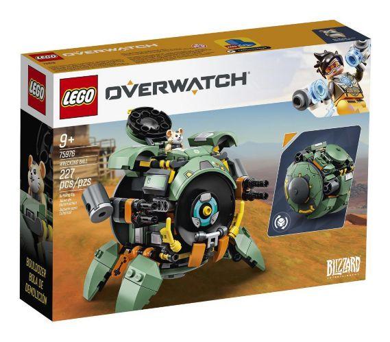 LEGO Overwatch, Bulldozer - 75976 Image de l'article