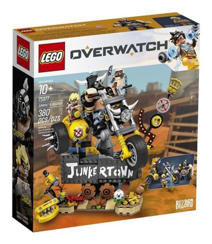 LEGO® Overwatch® Junkrat & Roadhog - 75977