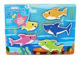 Baby Shark Chunky Wood Sound Puzzle | Vendor Brandnull