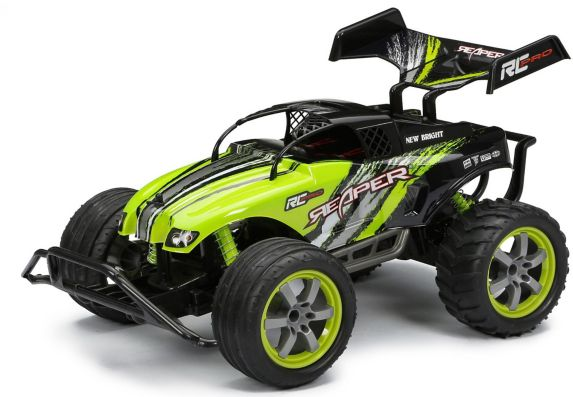 New Bright 1:10 Scale Remote Control Full-Function Pro Reaper Vehicle