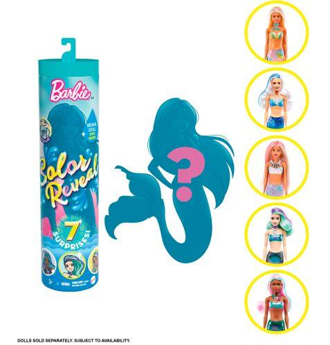 Barbie® Color Reveal™ Dolls, Assorted
