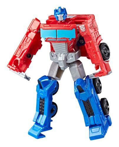 Transformers Authentics Bravo Series Action Figures, Assorted, 4.5-in