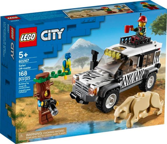 LEGO® City Safari Off-Roader - 60267