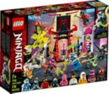 LEGO® NINJAGO® Gamer's Market - 71708   Legonull