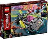 LEGO® NINJAGO® Ninja Tuner Car 71710 Building Kit (419 Pieces) | Legonull