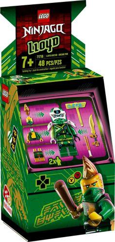 LEGO® NINJAGO® Lloyd Avatar - Arcade Pod - 71716