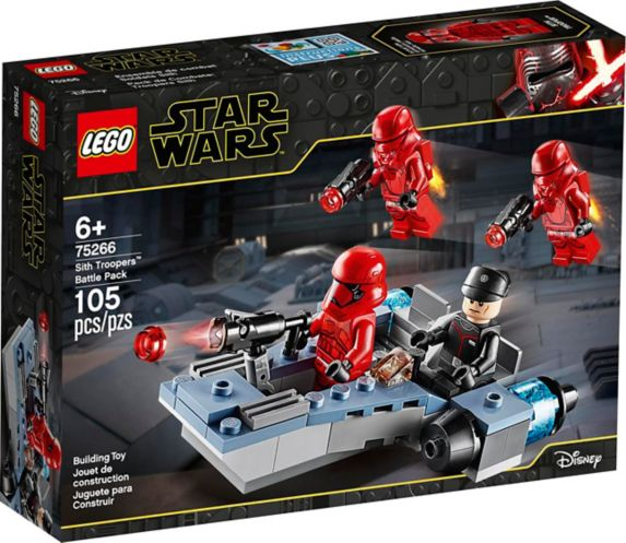 LEGO® Star Wars Sith Troopers Battle Pack - 75266