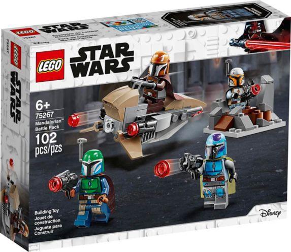 LEGO® Star Wars Mandalorian Battle Pack - 75267 Product image