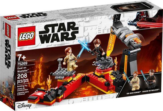 LEGO® Star Wars Duel on Mustafar - 75269