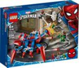 LEGO Marvel Spider-Man : Spiderman contre Doc Ock, 76148 | Legonull