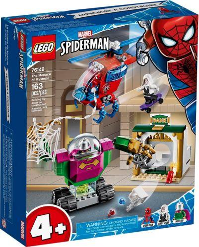 LEGO® Marvel Spider-Man The Menace of Mysterio - 76149