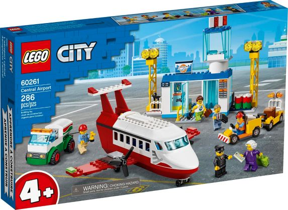 LEGO® City Airport Central  - 60261